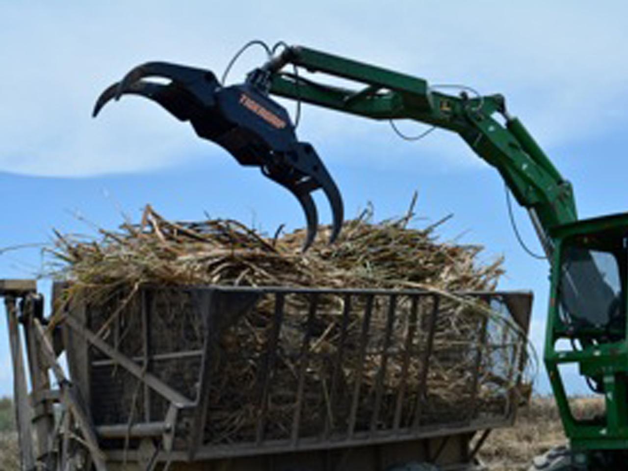 Crane Log Grapples - Crane Log Grapple - Log Grapples - Log